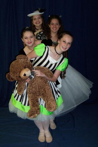 Dancers with Bear